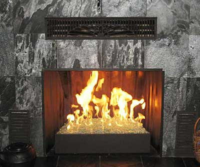 Fireplace Burners Wide Variety Of Heavy Duty Natural Gas